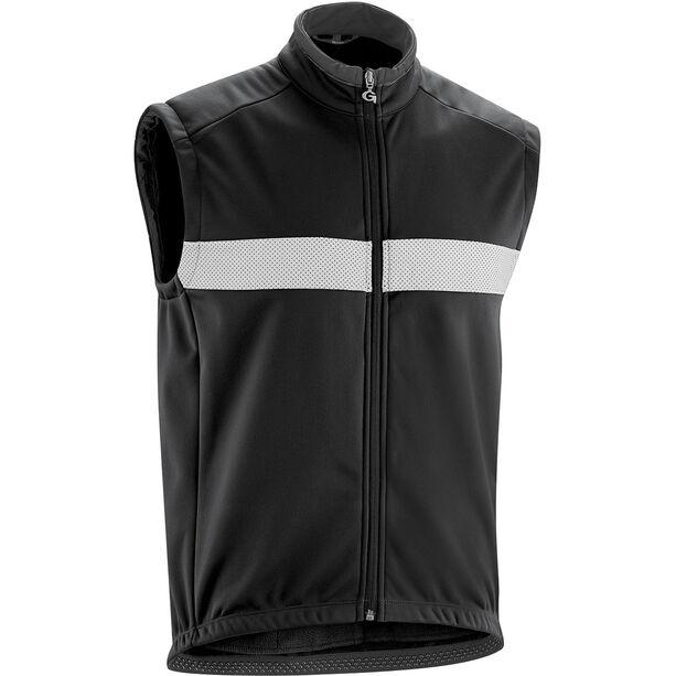 Gonso Marmo Softshell Vest Men black black