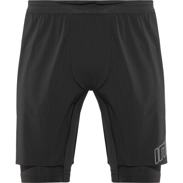 """inov-8 AT/C 8"""" Twin Shorts Herr black"""