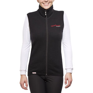 Woolpower 400 Vest black black