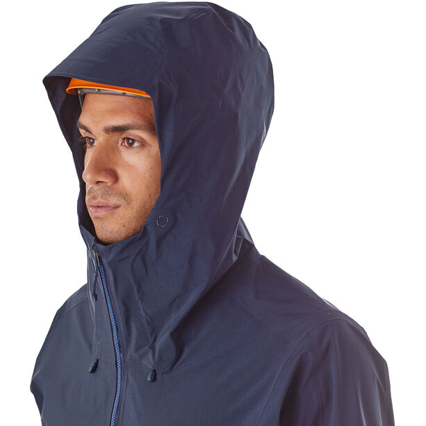Patagonia Pluma Jacket Herr navy blue
