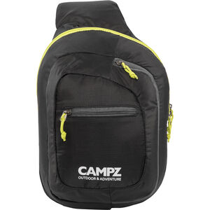 CAMPZ Shoulder Bag black black