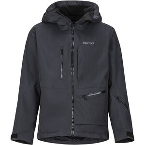 Marmot Refuge Jacket Herr Black Black