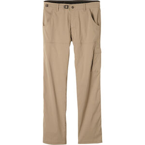 "Prana Stretch Zion Pants 32"" Inseam Herr dark khaki dark khaki"