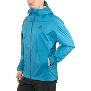 Black Diamond Stormline Stretch Rain Shell Jacket Herr kingfisher kingfisher