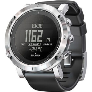 Suunto Core Watch brushed steel