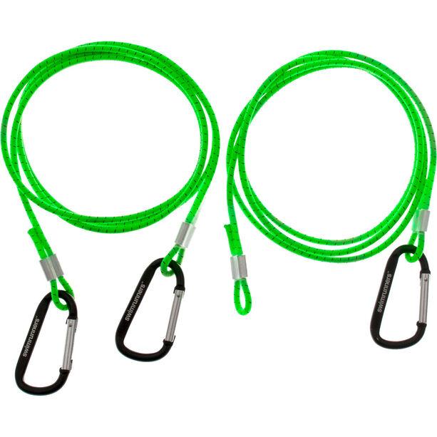 Swimrunners Hook Cord Pull Belt 3m neon green