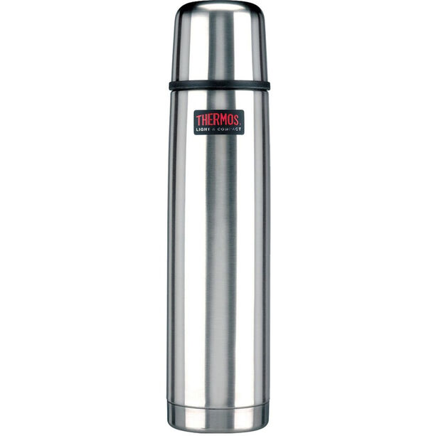 Thermos Light & Compact Thermos 1l rost