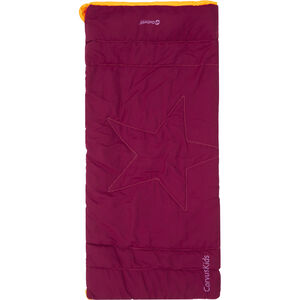 Outwell Champ Sleeping Bag Barn beet red beet red