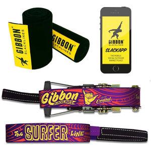 GIBBON Surferline Treewear Set purple purple