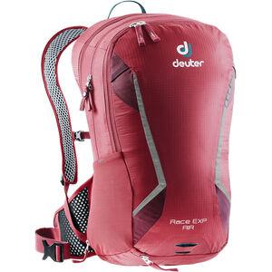 Deuter Race EXP Air Backpack cranberry-maron cranberry-maron