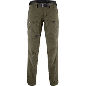 Klättermusen Gere 2.0 Pants Regular Dam dark green dark green
