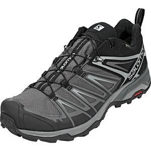 Salomon X Ultra 3 GTX Shoes Herr black/magnet/quiet shade black/magnet/quiet shade