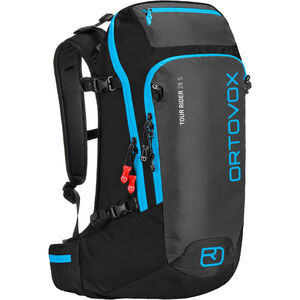 Ortovox Tour Rider 28 S Backpack black anthracite black anthracite
