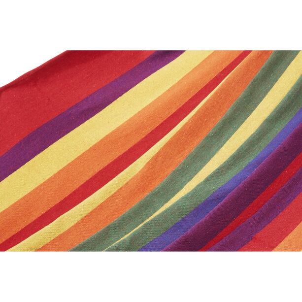 CAMPZ Cotton Single Hammock multicolor