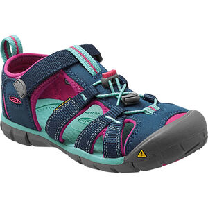 Keen Seacamp II CNX Sandals Barn poseidon/very berry poseidon/very berry