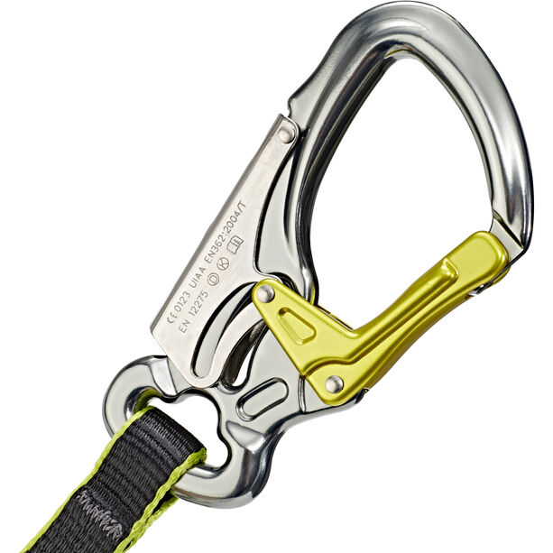 Edelrid Jester Harness and Via Ferrata Set night-oasis