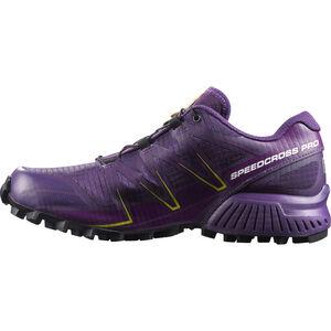 Salomon Speedcross Pro Shoes Dam cosmic purple/passion purple/black cosmic purple/passion purple/black