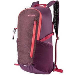 Marmot Kompressor Meteor 22 Ultralight Pack dark purple/brick dark purple/brick