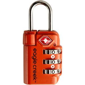 Eagle Creek Travel Safe TSA Lock flame orange flame orange