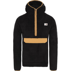 The North Face Campshire Pullover Hoodie Herr tnf black/british khaki tnf black/british khaki