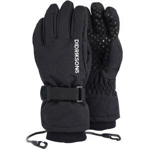 Didriksons 1913 Biggles Five Gloves Barn Black Black