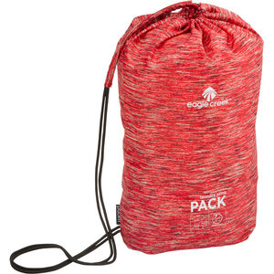 Eagle Creek Pack-It Active Laundry Sling Pack space dye coral space dye coral