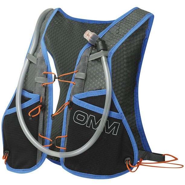 OMM TrailFire Vest blue/grey