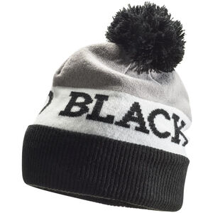 Black Diamond Tom Pom Beanie black - white - nickel black - white - nickel