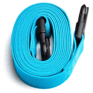 Swimrunners Guidance Pull Belt Cord 2m blue blue