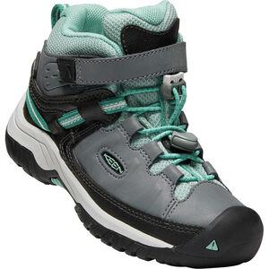 Keen Targhee WP Mid Shoes Barn steel grey/wasabi steel grey/wasabi