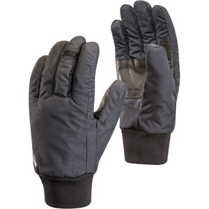 Black Diamond Lightweight Waterproof Gloves black black