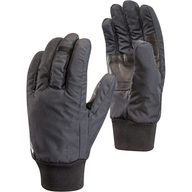 Black Diamond Lightweight Waterproof Gloves black