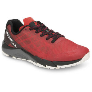 Merrell M-Bare Access Shoes Barn red/black red/black