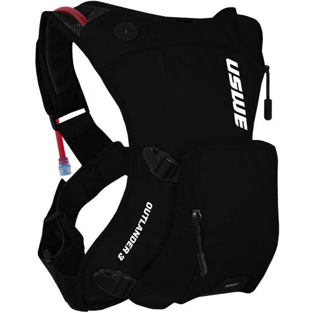 USWE Outlander 3 Backpack black