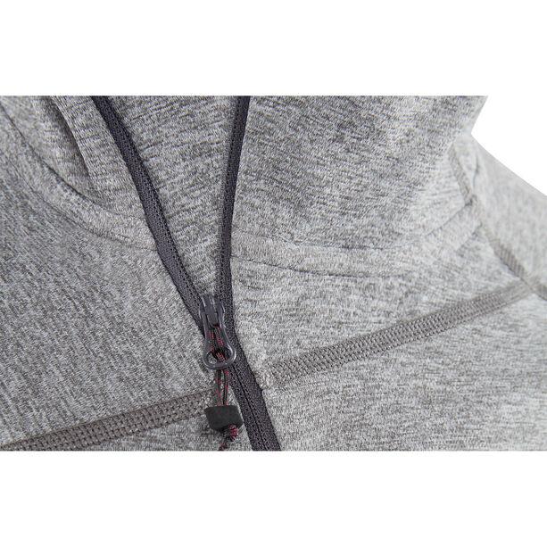 Klättermusen Njorun Hoodie Dam rock grey