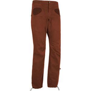 E9 Rondo Slim Pants Herr Brick Brick