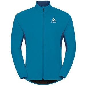 Odlo Aeolus Element Warm Jacket Herr blue jewel-poseidon blue jewel-poseidon