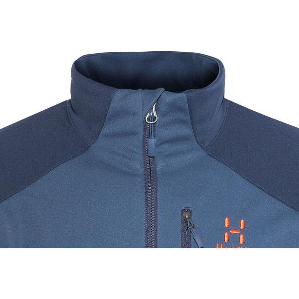 Haglöfs Multi WS Jacket Herr blue ink/tarn blue