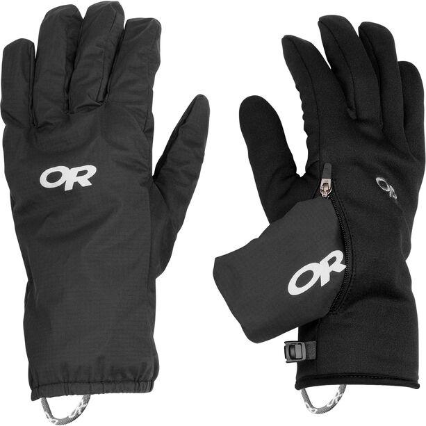 Outdoor Research Versaliner Gloves Dam black
