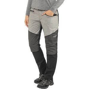 GORE WEAR H5 Women Gore Windstopper Hybrid Pants Dam black/terra grey black/terra grey