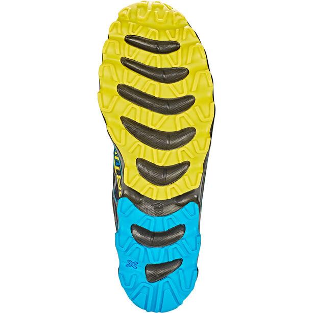 La Sportiva Helios 2.0 Shoes Herr carbon/tropic blue