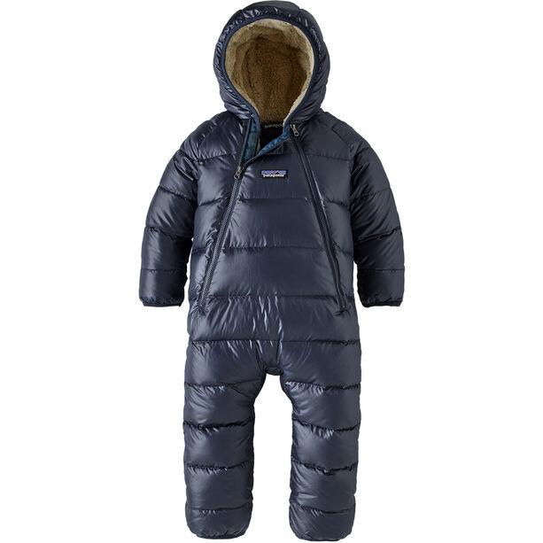 Patagonia Infant Hi-Loft Down Sweater Bunting Barn Neo Navy