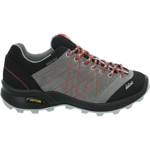 High Colorado Crest Trail Walking Shoes Dam grey-peach grey-peach