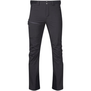 Bergans Breheimen Softshell Pants Herr solid charcoal/solid dark grey solid charcoal/solid dark grey