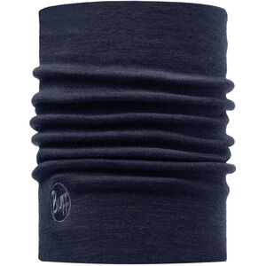 Buff Heavyweight Merino Wool Neckwarmer solid denim solid denim