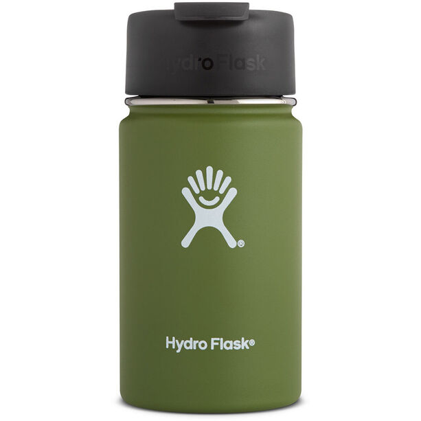 Hydro Flask Wide Mouth Coffee Bottle 354ml olive