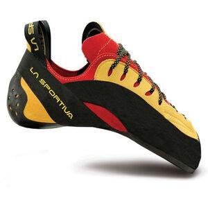 La Sportiva Testarossa black/orange