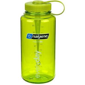 Nalgene Wide Mouth Bottles 1l spring green tritan spring green tritan