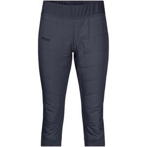 Bergans Stranda Hybrid 3/4 Pants Dam dark navy/dark navy mel/dark fogblue dark navy/dark navy mel/dark fogblue