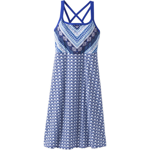 Prana Cora Dress Dam sashay indigo
